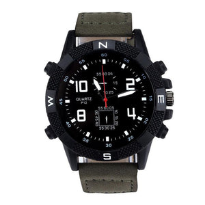 $50 Dollar Watches - The Super Sport Green