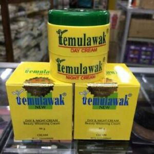 Temulawak Cream Beauty Whitening Cream