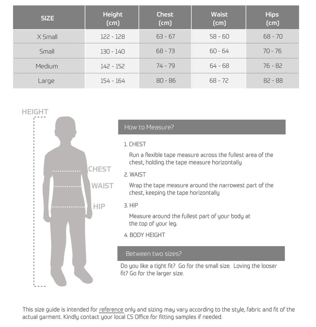 Cycling Size Guide – champsys-ca f5493a10d