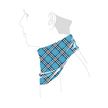 Load image into Gallery viewer, Blue Plaid - Gaiter