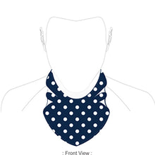 Load image into Gallery viewer, Polka Navy - Gaiter