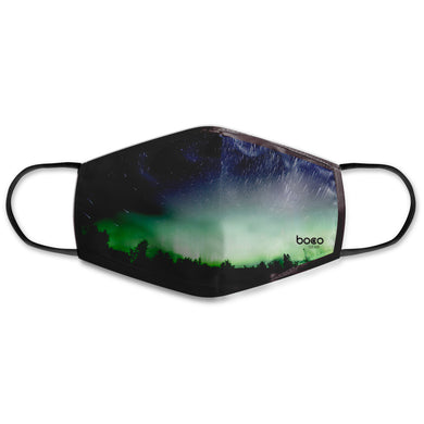 Northern Lights - Non-Medical Face Mask