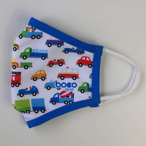 Trucks - Kids Non-Medical Face Mask