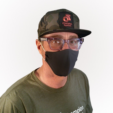 CS Premium Reusable Mask - 3 Pack
