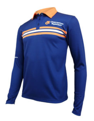 Tech Polo Long Sleeve