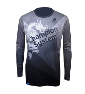 Men's Performance Paddling Jersey - Long Sleeve