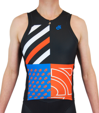 NEW - PERFORMANCE LINK TRI TOP