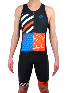 NEW 2019 - PERFORMANCE TRI SUIT