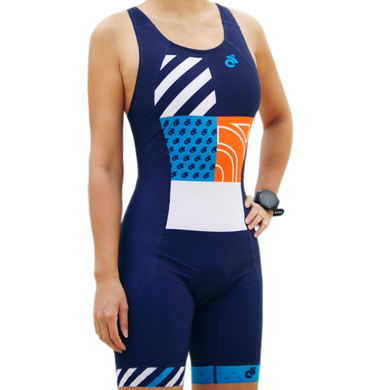 NEW 2019 - APEX WOMEN SPECIFIC TRI SUIT (Racerback)