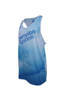 Men's Dragon Boat Racerback Tank