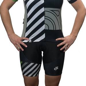 Tech Bib Shorts Womens - Sample