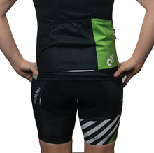 Load image into Gallery viewer, Tech Bib Shorts Womens - Sample