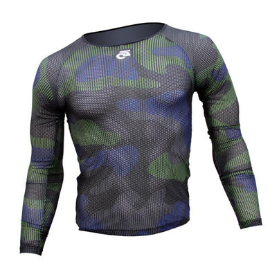 Base Layer Pro Long Sleeve - Full Custom