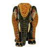 Elephant with Inlay Work & Painted