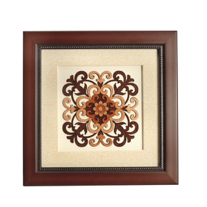 Decor Design Wooden Carving Frame