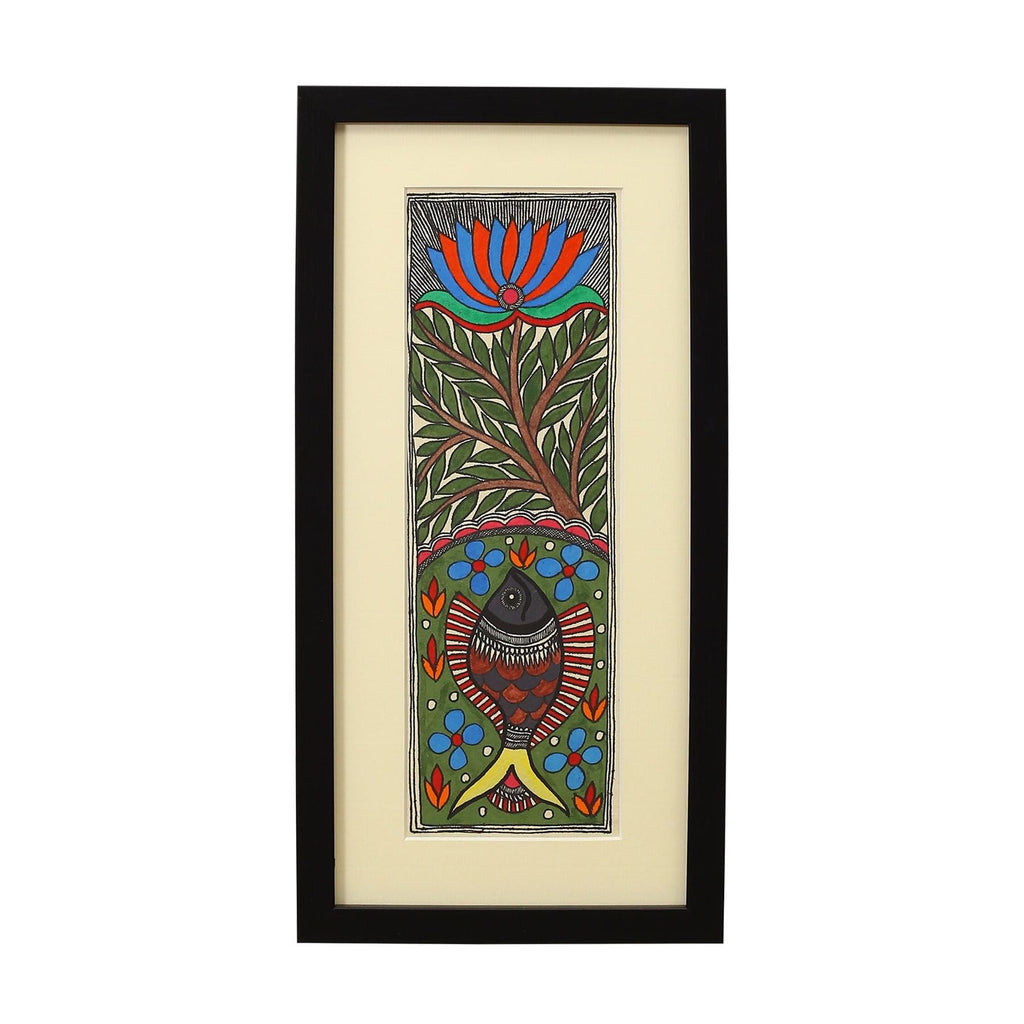 Assorted Madhubani Paintings ragaarts.myshopify.com