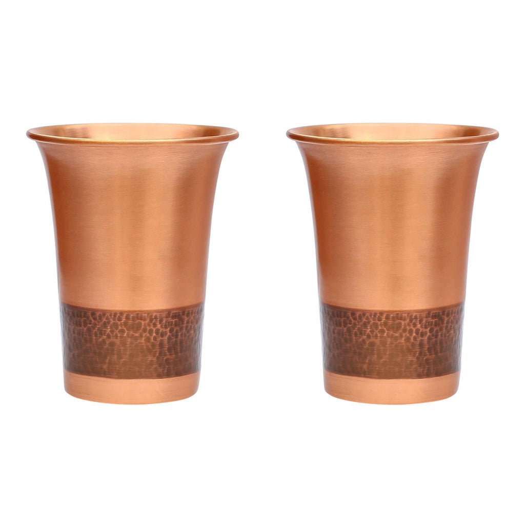 Ao Taama Copper Glass-Pair
