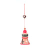 Ceramic Hanging Bell With Hand painted