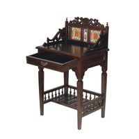 Wooden Writing Table With Drawer