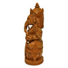 Ganesha Sitting on Lotus ragaarts.myshopify.com