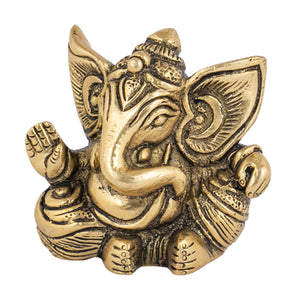 Ganesha Twisted Neck