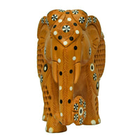 Elephant with Inlay Working ragaarts.myshopify.com