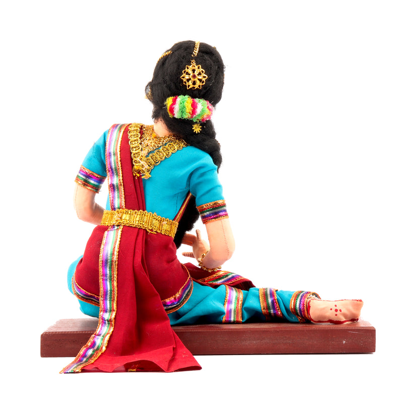 Sitting Dancing Doll