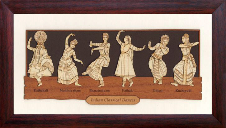 Wh 7x12 Indian Classical Dances ragaarts.myshopify.com