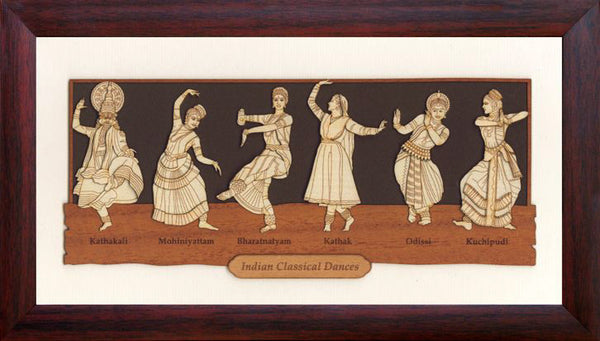 Wh 7x12 Indian Classical Dances