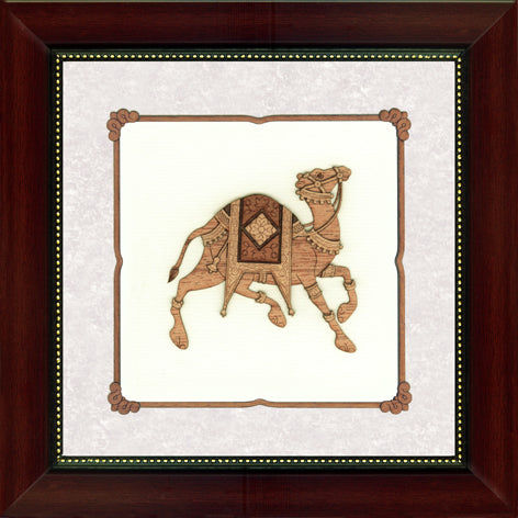 Wh 8x8  Camel ragaarts.myshopify.com