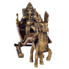 Ganesha Deer Cart