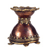 Bastar Tortoise Candle Stand ragaarts.myshopify.com