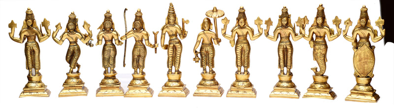 Brass Dashavatara 2