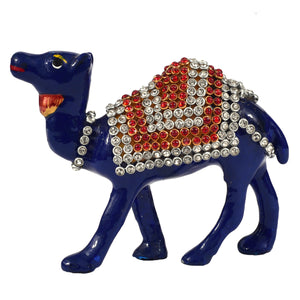 Camel with stone work metal pantg