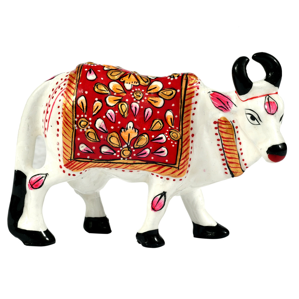 Cow With Metal painting ragaarts.myshopify.com