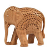 Elephant with Star carving