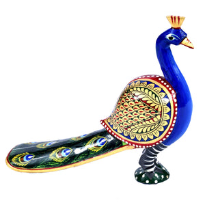Walking Peacock ragaarts.myshopify.com