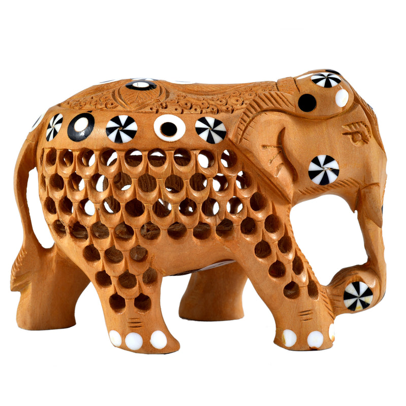 Inlay elephant u/c