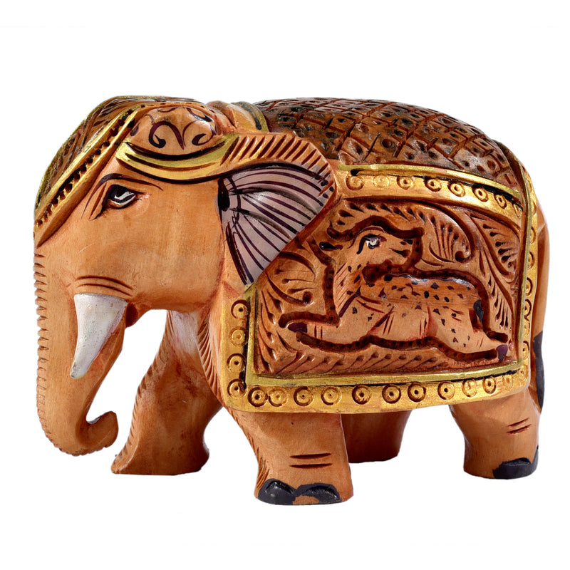 Carving elephant