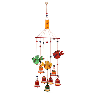 Metal Wind chime ragaarts.myshopify.com