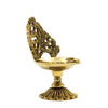 Brass Craving Oil Diya