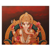 Ganesha Canvas Painting With Frame