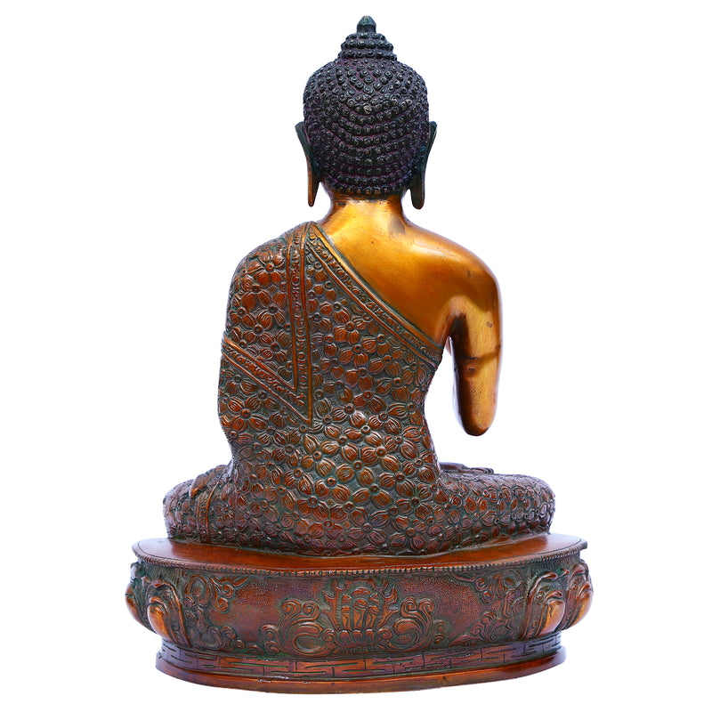 Buddha With Base