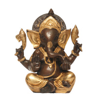 Antique Sitting Ganesha