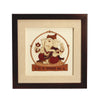 Ganesha Wooden Carving Frame