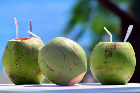 The Benefits of Coconut Water for Athletes
