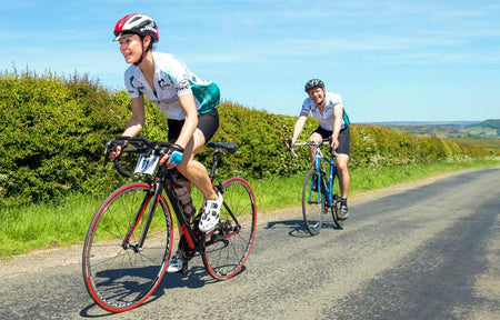 Training for Your First Cycle Sportive