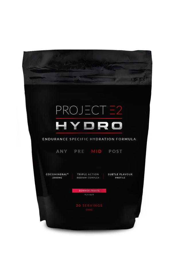 Project E2 Hydro Powder, 500mg - Orange/Summer Fruits