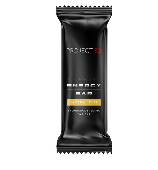 Project E2 Energy Protein Bar, Single – Banana Bread/Chocolate