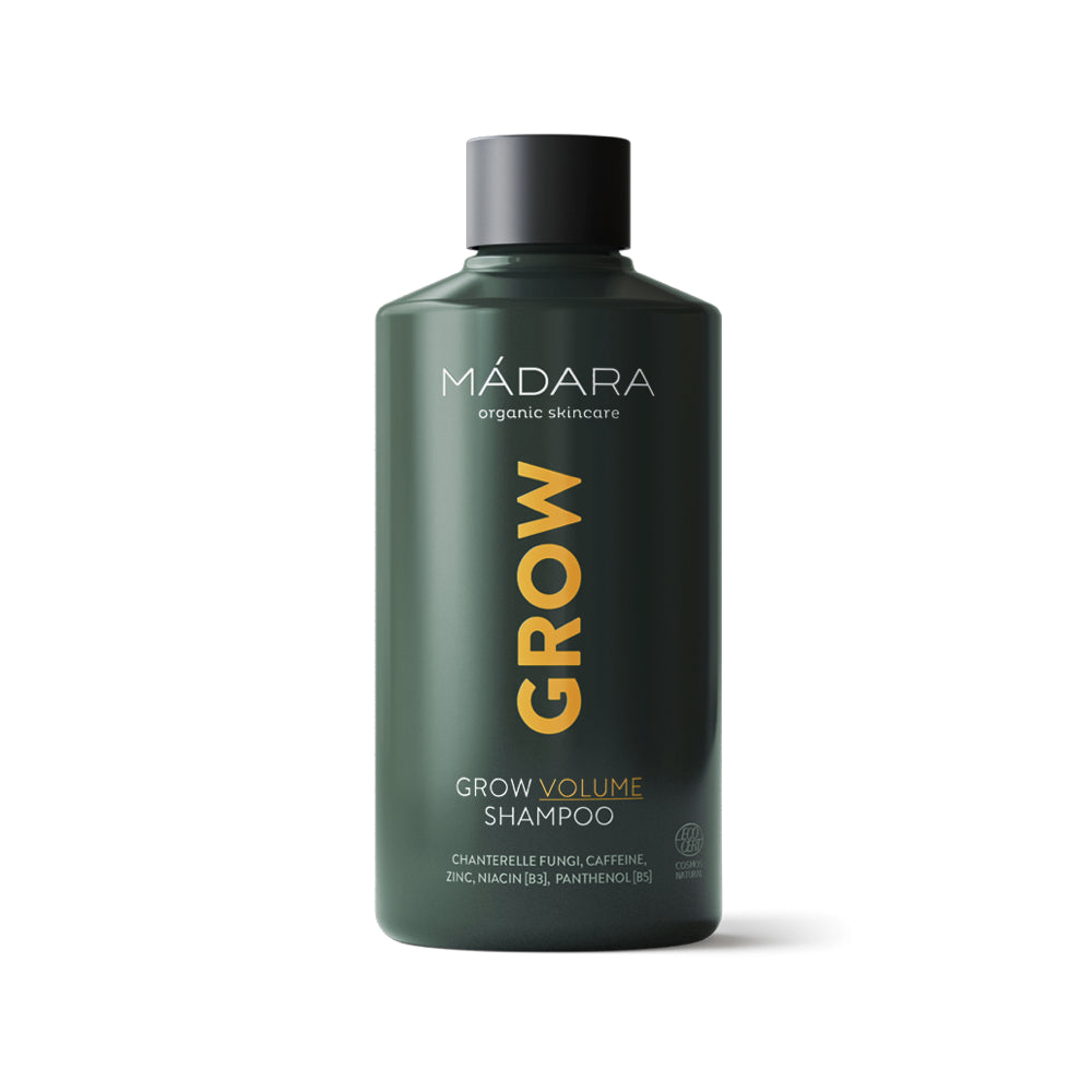 Grow Volume shampoo, 250ml, Mádara